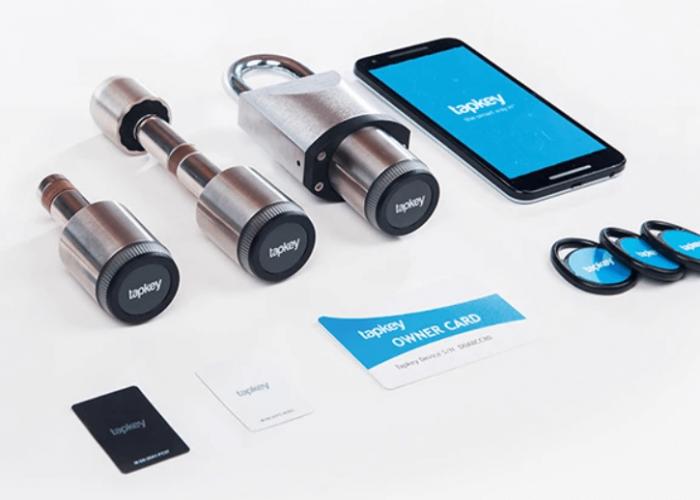 DOM Tapkey Smart Lock